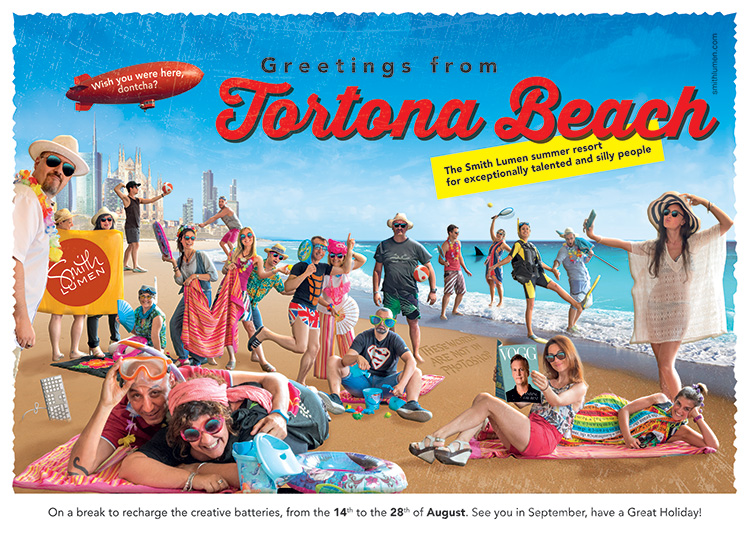 Tortona Beach