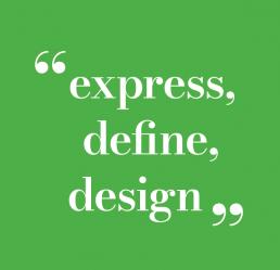 Express define design